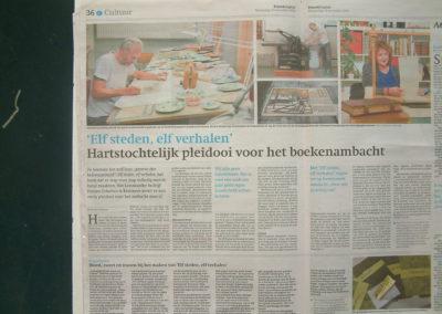 Friesch Dagblad - 14 november 2018